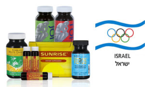Sunrider Israel Olympic Team Anit-Doping