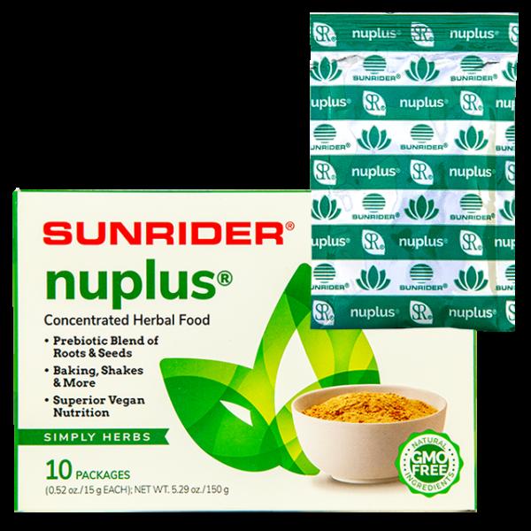 Nuplus 60 Pack Simply Herbs 10 Pack www.SunHealthAz.com 602-492-9214 SunHealthAz@gmail.com