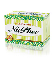 NuPlus® Concentrated Herbal Food blends herbal tradition and nutritional science. It's a balanced herbal formula based on the Chinese tradition of health maintenance through proper nutrition. Sunrider owner expertise integrates the Philosophy of Regeneration®—to nourish (yin) and cleanse (yang) the body—with sound nutritional research. It's naturally low in calories, fat and cholesterol, and makes a smart choice to consume in between meals and at any time throughout the day. The all-natural, superior ingredients avoid chemical isolates, preservatives, added sweetener and fat.