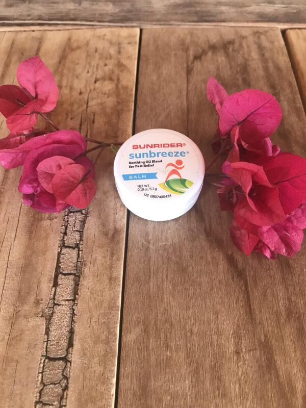 Sunrider SunBreeze Balm www.SunHealthAz.com 602-492-9214 SunHealthAz@gmail.com