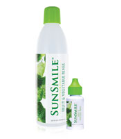SunSmile Vegetable Rinse