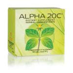 sunrider alpha 20c
