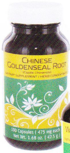 sunrider chinese goldenseal root