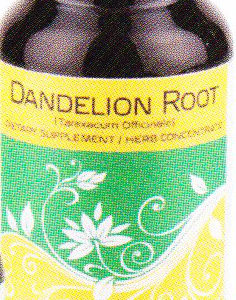 sunrider dandelion root