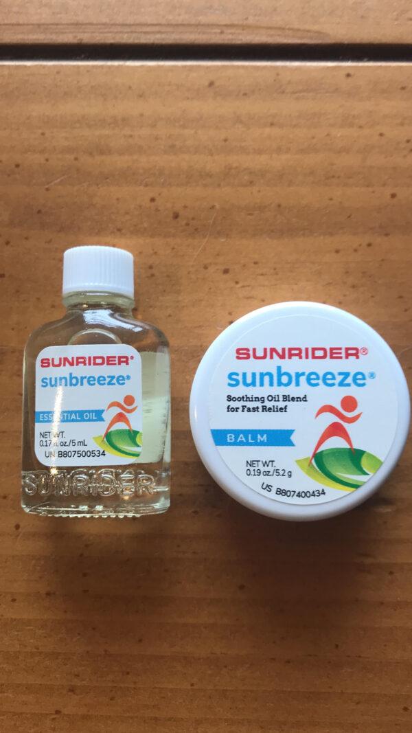 Sunrider SunBreeze Oil & Balm , www.SunHealthAz.com 602-492-9214 Sunhealthaz@gmail.com