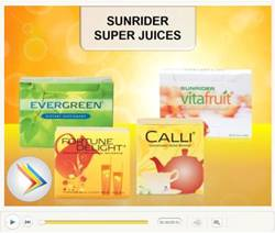 Sunrider Super Juices