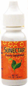 sunrider sunectar artificial sweetener
