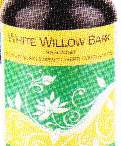 sunrider white willow bark