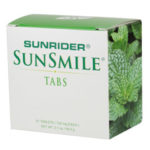 Sunrider SunSmileTabs
